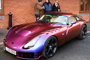 TVR To Relaunch With Cosworth V8 And Gordon Murray Design