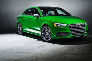 What Makes The America-Only Audi S3 Exclusive Edition So Damn Exclusive?