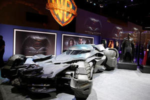 This Is It: Batman's New Ride Officially Unveiled