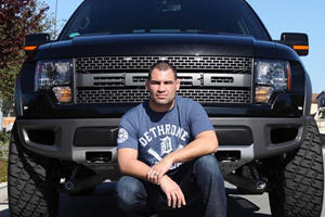 Cain Velasquez May Have Lost The UFC 188 Heavyweight Championship, But He's Got Some Badass Cars