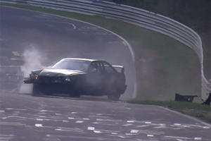 How Not to Drive The Nurburgring In A BMW