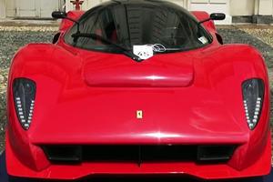 This Super Rare Ferrari P4/5 Is One Beautiful Beast