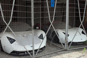 This Is What's Left Of Russian Supercar Company Marussia
