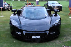 Video: Arash AF-10 British Supercar