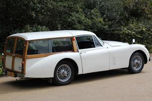 Up for Auction: Jaguar and Morris Frankenstein Station Wagon