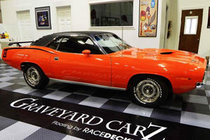 This Guy Dropped Out Of High School And Dedicated His Life To Mopar Muscle