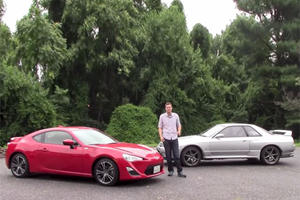 Scion FR-S Vs. Nissan R32 Skyline GT-R: Which Would You Buy For $25k?
