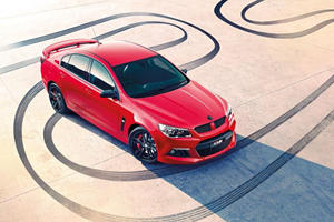 Meanwhile, Down Under: Australia Gets A New V8 Monster