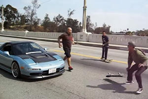 How To Get Revenge On Skaters Blocking Your Car In The Road