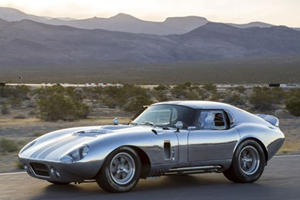 Shelby Is Giving Gearheads One More Chance To Own The Legendary Daytona Coupe