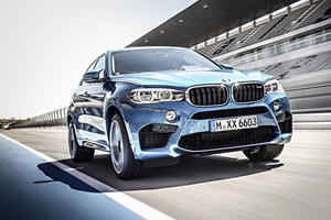 How Fast Did BMW's Ugly X6 M Lap The Nurburgring?!