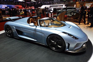 """Christian von Koenigsegg Says His Company Could One Day Build """"Normal Cars"""""""