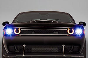 You Could Win This One Of A Kind 805 HP Challenger Hellcat X