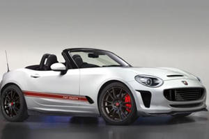 The Porsche Boxster Has Been Put On Notice: Extreme Abarth 124 Spider Confirmed