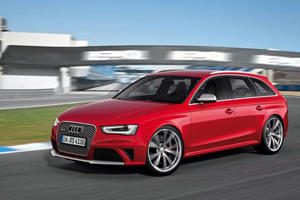 Look Out AMG: The New Audi RS4 Is Set To Get A New Weapon Under Its Hood