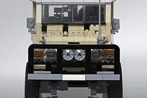 Someone Just Turned The Ultimate Off-Roader Into A Stunning LEGO Model