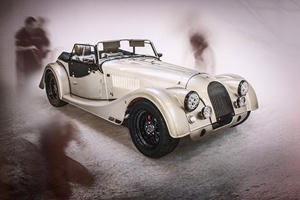 New Morgan AR P4 Gets Extreme Makeover And A Cosworth-Powered Engine