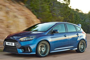 Whoops, Ford Accidentally Released Pricing Info For The 2016 Focus RS