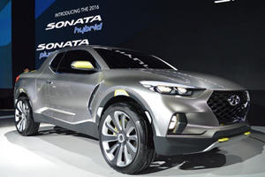 Hyundai Wants To Be A Force In The American Pickup Truck Market