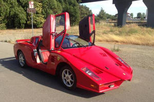 Is This Custom Pontiac Enzo The Next Best Thing To Owning A Ferrari?