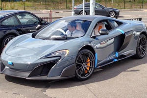 The World's First McLaren 675LT Has Just Found Its Home
