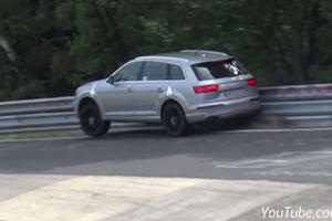 Awesome Nurburgring Testing Compilation Proves Automakers Will Hoon Anything