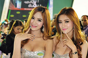 There's Only One Reason To Come To This Bangkok Car Show
