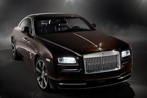 Is Rolls-Royce's Rock And Roll-Inspired Wraith Too Much Of A Reach?