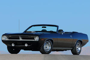 How Much Would You Pay For This Incredibly Rare 1970 Plymouth Hemi Cuda?