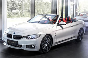How To Pimp A BMW 4 Series Convertible