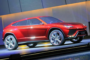Lamborghini's CEO Reveals Why It's Taking The Risk And Making The Urus