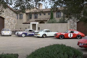 This Collector Has The Rarest 911s In The World And Has The Guts To Drive Them