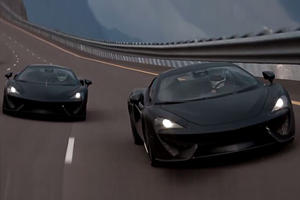 Watch The Insane McLaren Sport Series Tear Up The Desert, Snow And Track