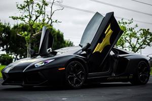 'Lamborghini Batman' Killed In Tragic Collision