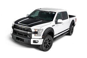 Roush Wants $10,000 To Cover Your F-150 In Its Logos Without Increasing Performance