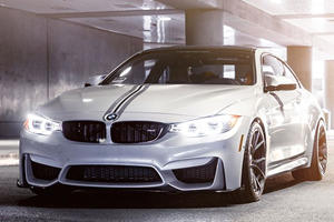 Vorsteiner Just Made The BMW M4 Look Even More Badass
