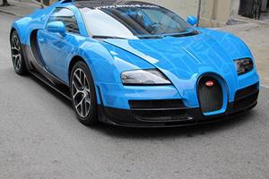 This Bugatti Is The Perfect Hypercar For A Diehard Transformers Fan