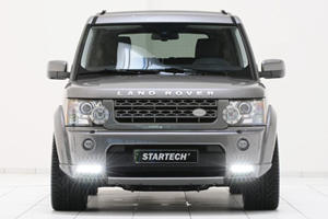 StarTech's Land Rover Discovery