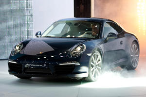 The Top Six Most Amazing Sports Cars from the 2011 Frankfurt Auto Show
