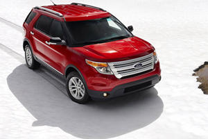 First Look: Ford Explorer EcoBoost