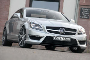 Carlsson Gives the Mercedes CLS 63 AMG Even More Tuning