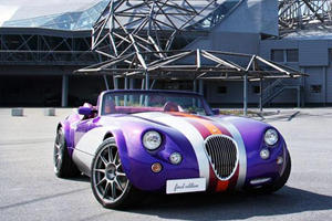 Wiesmann Bides Farewell at Frankfurt to their Roadster MF3