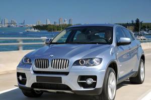 BMW Announces End of X6 Active Hybrid Production