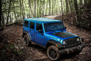 Jeep Names Special-Edition Wrangler After Ferocious Animal