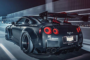 Is This The Most Badass Looking GT-R You've Ever Seen?