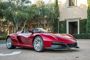 Rezvani Will Now Sell You A 300 HP Beast Speedster For $139K
