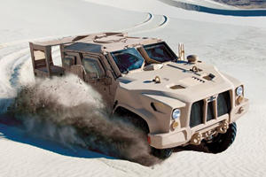 According To These Guys, The Chosen JLTV Humvee Replacement Is Really Bad