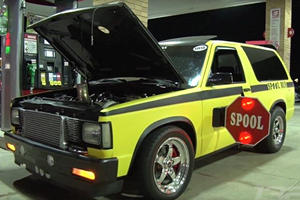 This Chevrolet S10 Is A 700 HP Fire Breathing Drag Monster
