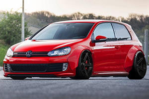 Is This Widebody Golf GTI Europe's Version Of A Rocket Bunny?