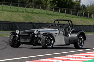 This Caterham Seven Superlight Twenty Limited Edition Won't Break The Bank